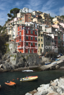 Just Arrived in Riomaggiore, Cinque Terre